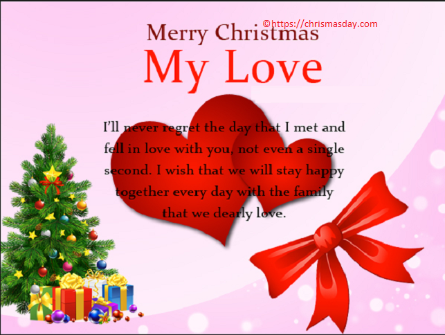 Christmas Love Messages For Girlfriend Merrychristmas Merrychristmasimages M Merry Christmas My Love Christmas Love Messages Merry Christmas Wishes Messages
