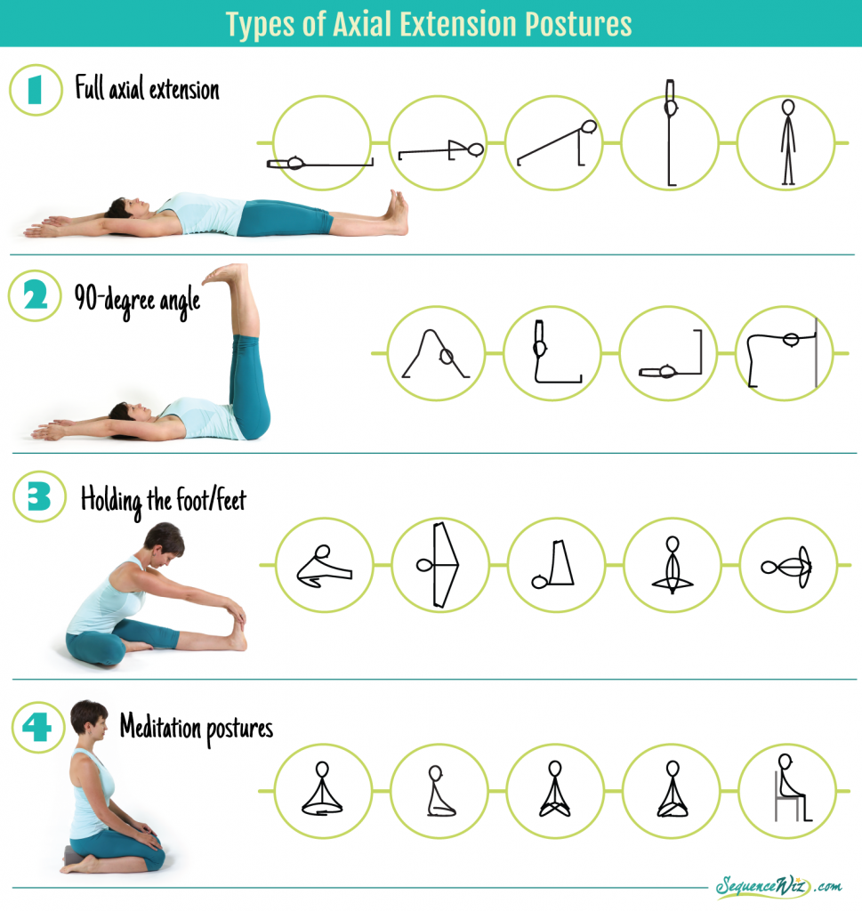 Types_of_EXT_poses | Yoga Poses | Pinterest | Pose, Yoga and Yoga poses
