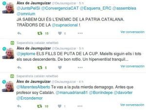 La UB despide al profesor que insultó a la CUP en Twitter | Cataluña | EL PAÍS