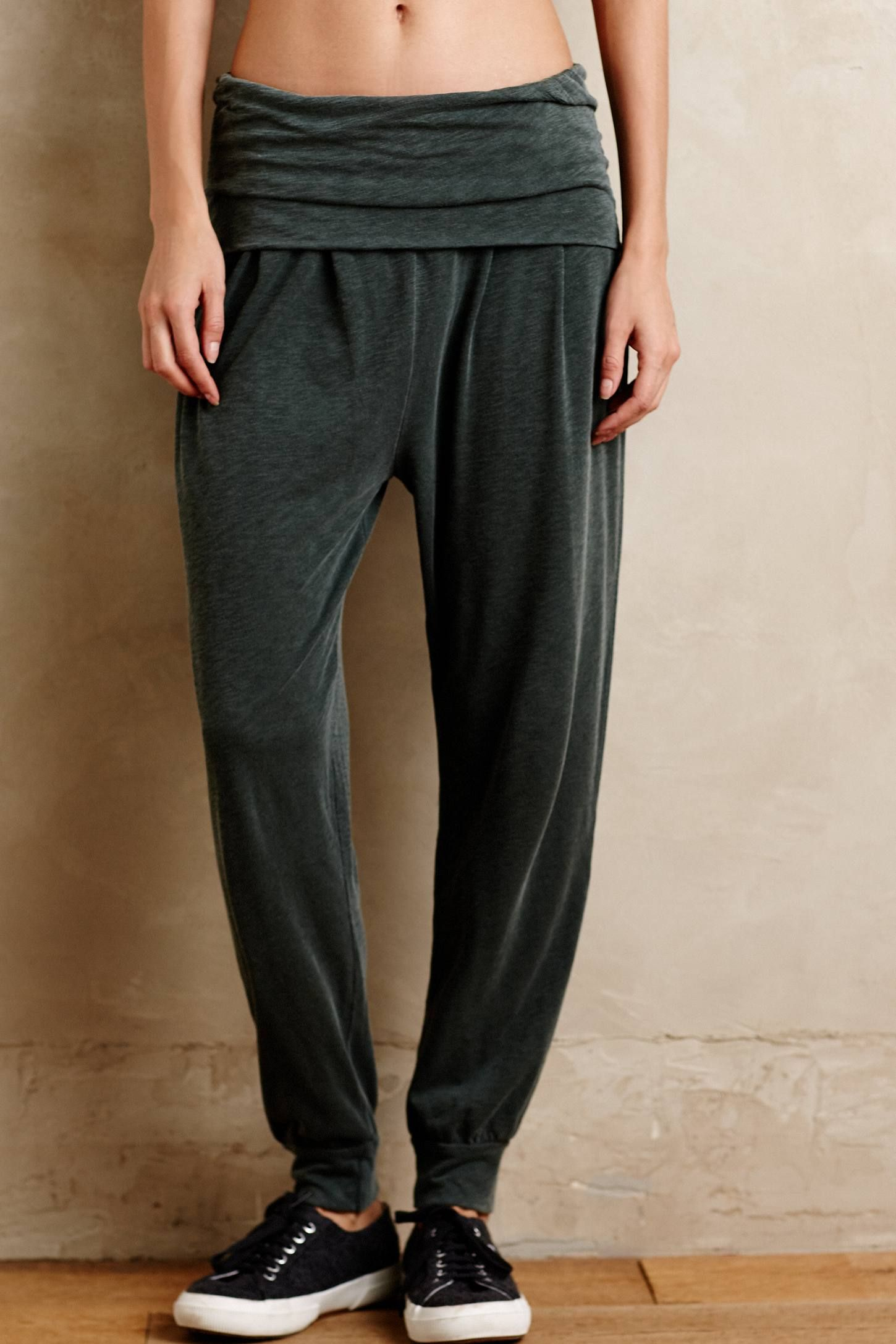 Shop the Foldover Slub Joggers and more Anthropologie at Anthropologie today. Read customer reviews, discover product details and more.