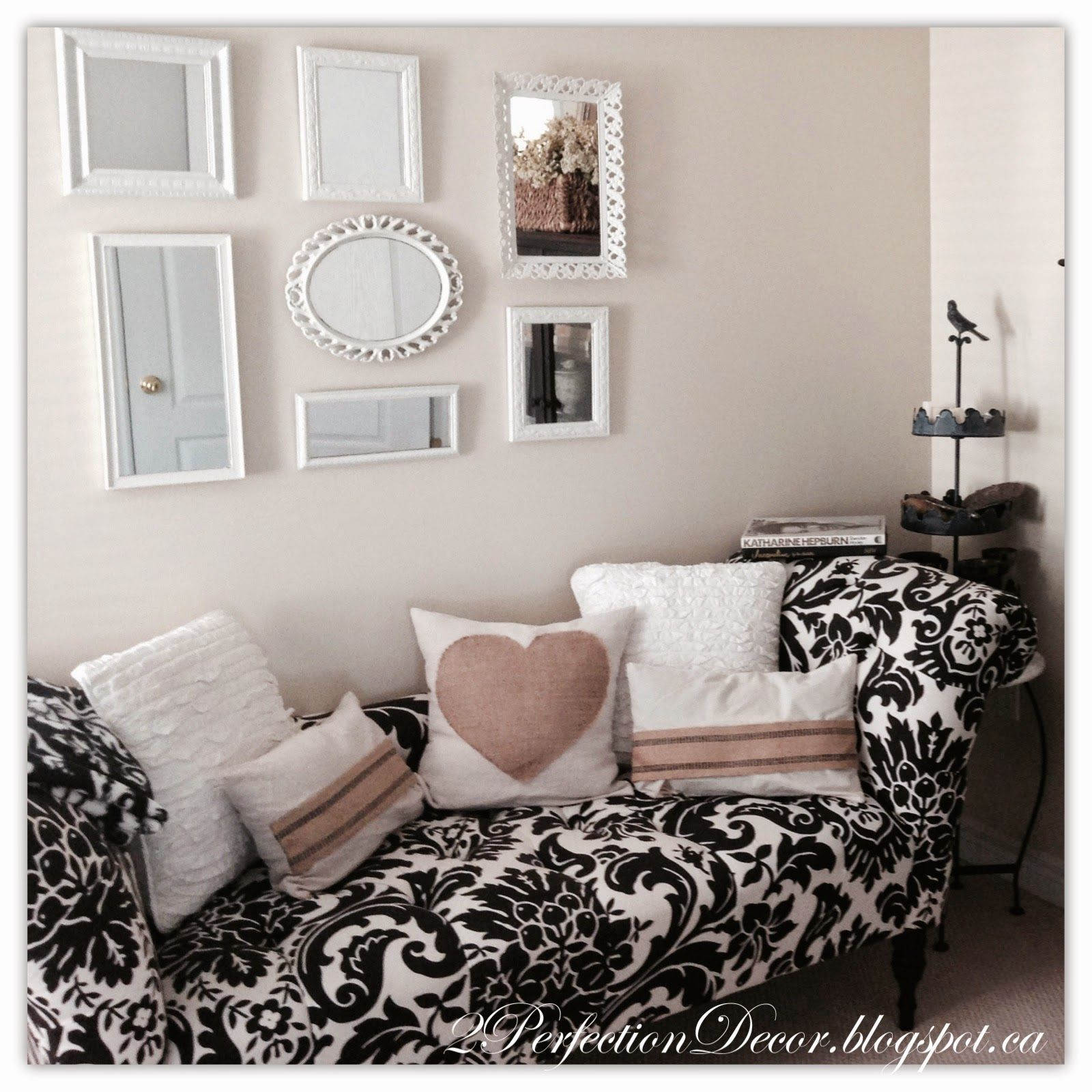 Best Black And White Guest Bedroom Reveal White Guest Bedroom 400 x 300