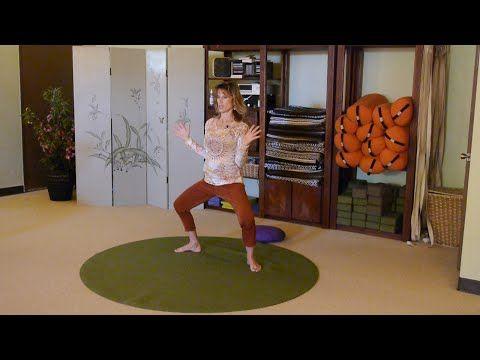 Sunflower And Moonflower Flows With Sherry Zak Morris E Ryt Yoga For Seniors Gentle Yoga Senior Fitness