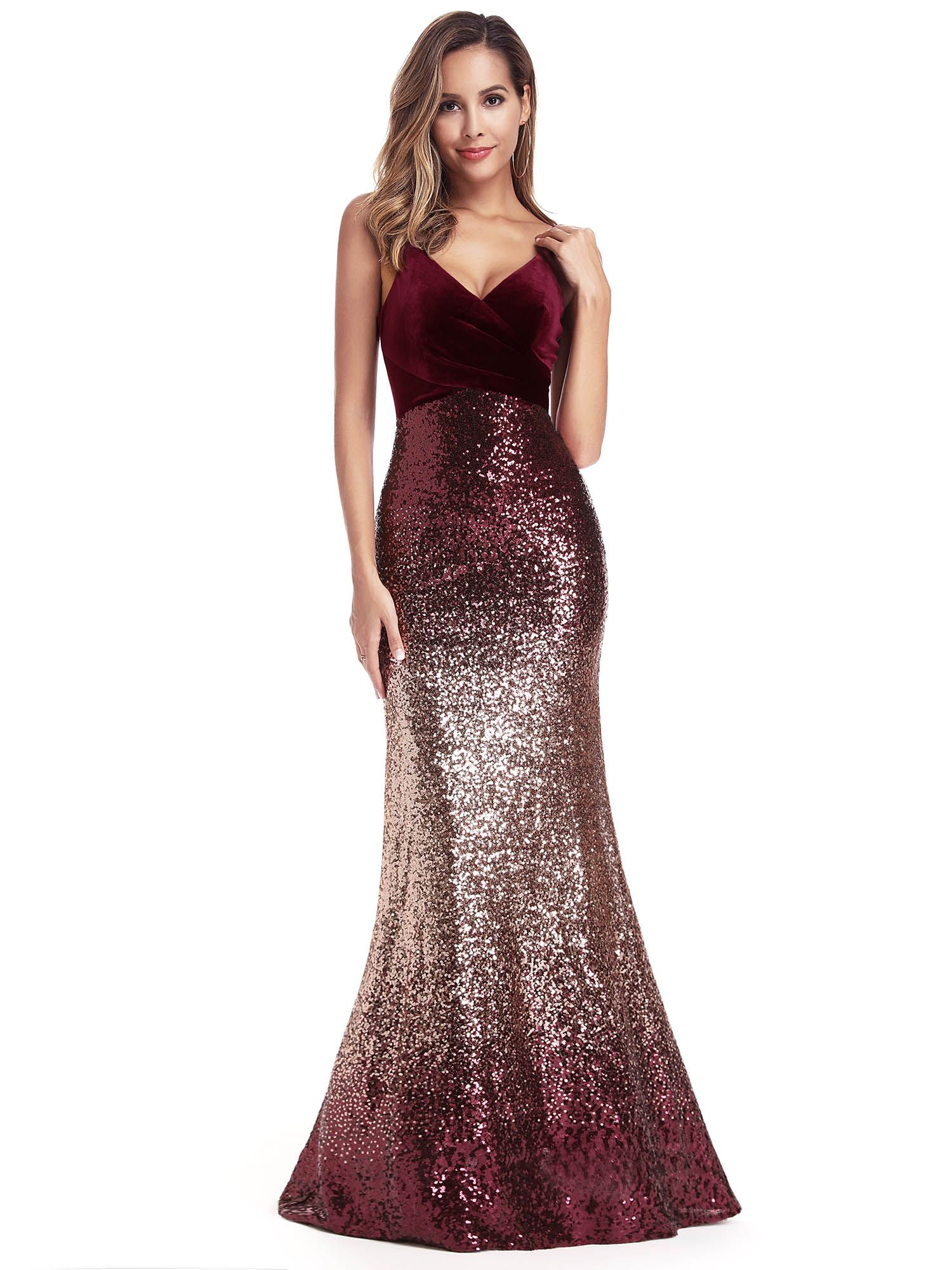 Ever Pretty Ever Pretty Womens Elegant Fitted Prom Dresses For Women 00937 Us4 Walmart Com Affordable Prom Dresses Party Wear Dresses Open Back Prom Dresses [ 2000 x 1500 Pixel ]