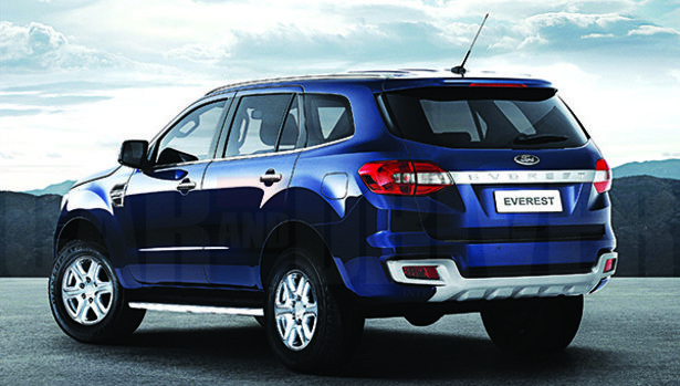 2016 Ford Everest Redesign And Price