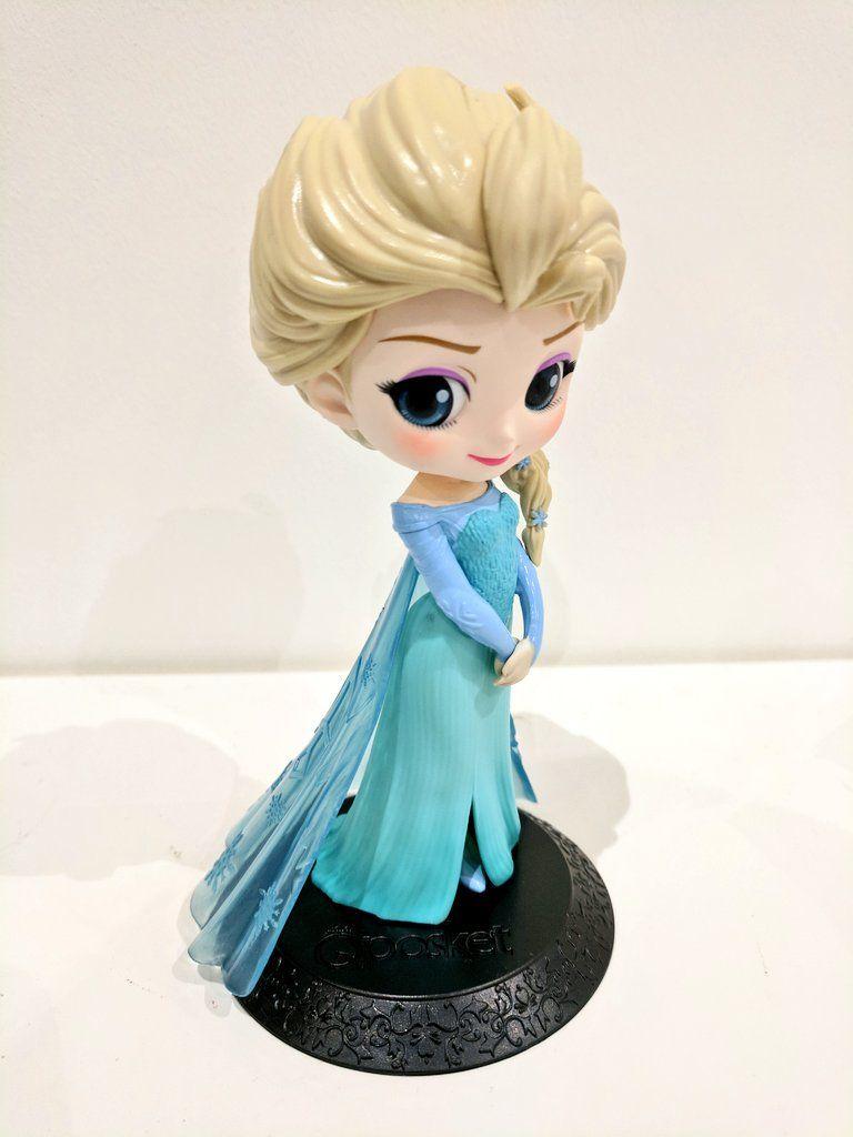 Hunter Helyx On Twitter Elsa Elsa Frozen Polymer Clay Crafts