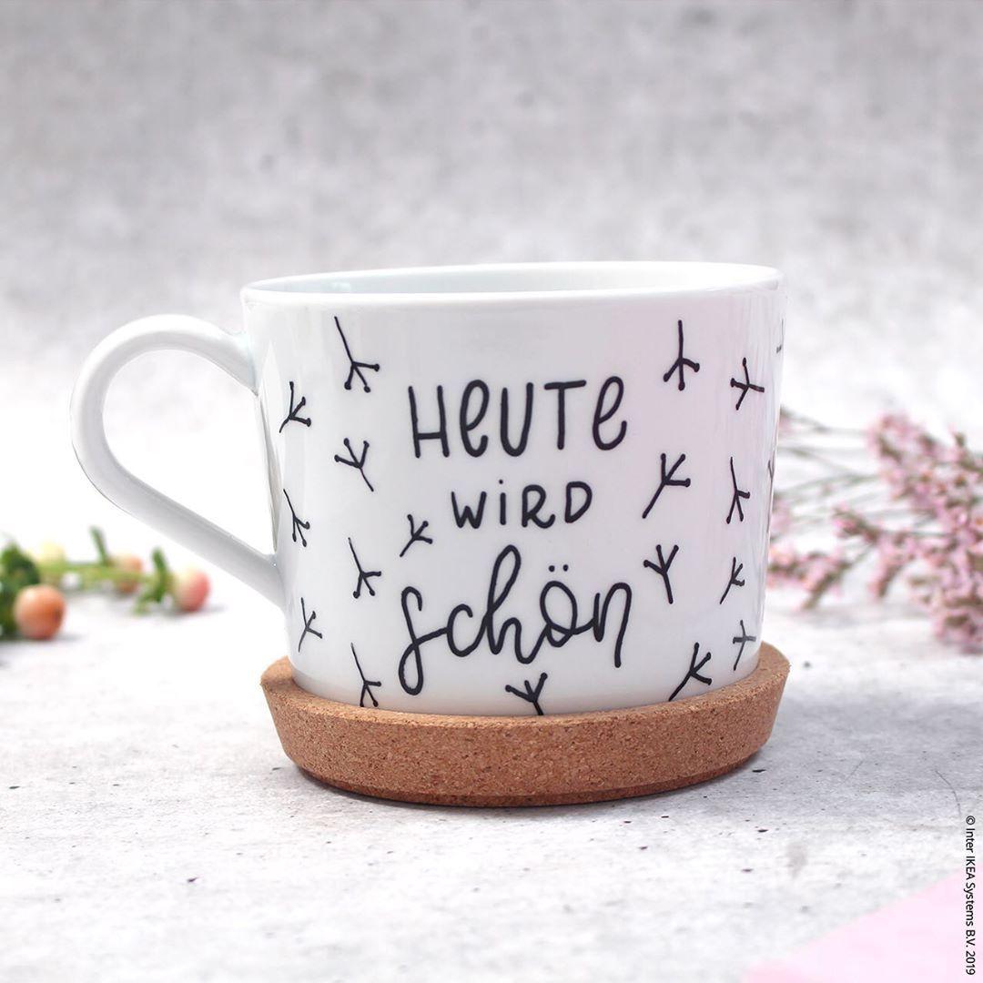 Ikea Deutschland Ikeadeutschland Instagram Fotos Und Videos Diy Becher Tassen Bemalen Team Geschenke