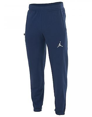 d3093ccd805f3b Nike Jordan All-Around Pants Mens 589362-410 Navy Blue Sweatpants Size 2XL