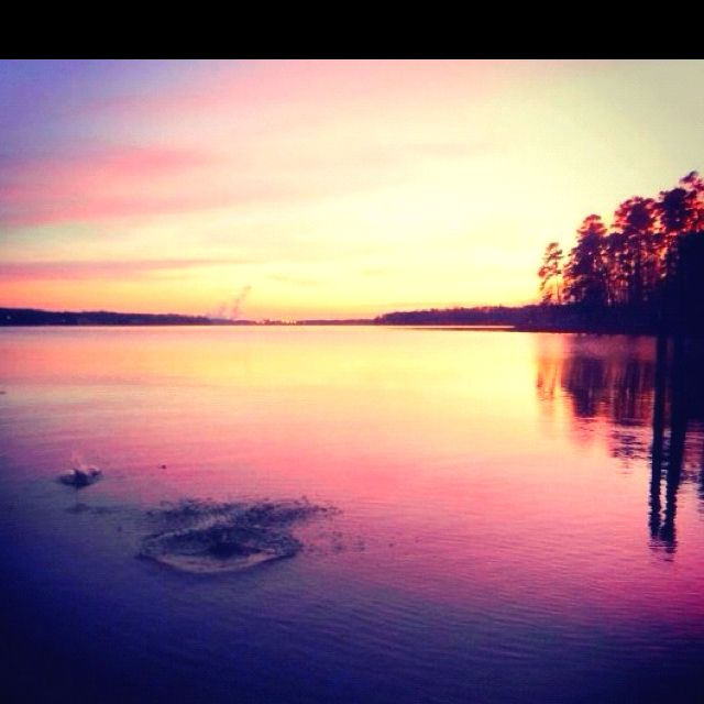 Lake Wylie, SC. So beautiful