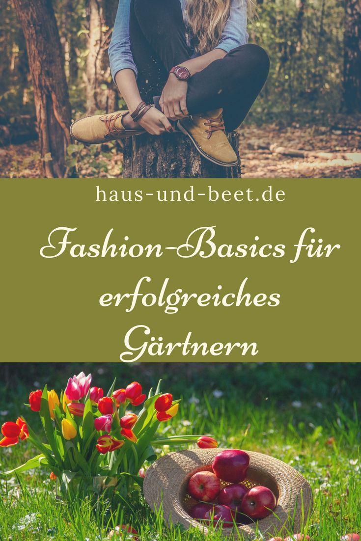 Fashion-Basics für erfolgreiches Gärtnern #gemüsegartenanlegen