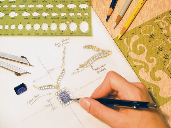 how to design jewelry - Google Search