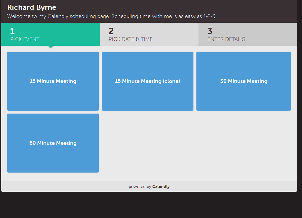 Calendly Conveniently Schedule Meetings Through Google