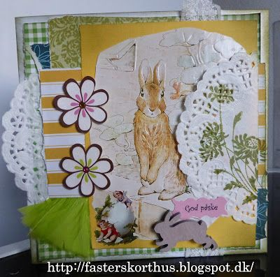 Fasters korthus: Happy Easter