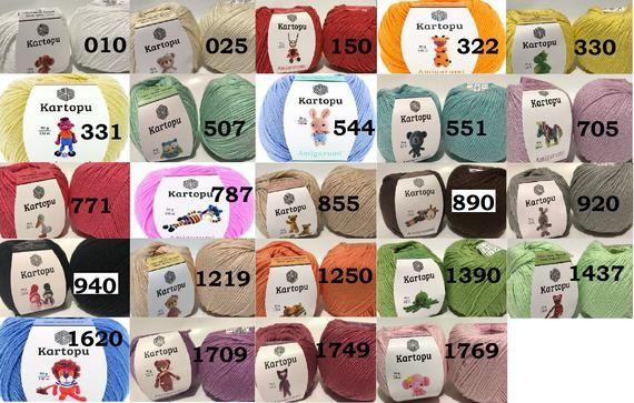 Amigurumi İpi   Kahve Rengi Rengi Örgü İpi   Farkedil.Com   363x570