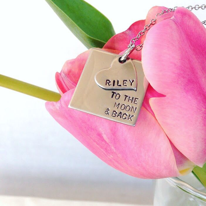 Necklace Mother Daughter Necklace Wedding Gift Wedding Day
