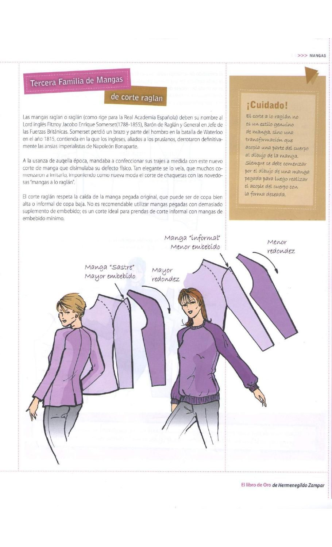 el libro de oro patronaje costura | Costura | Pinterest | Costura ...