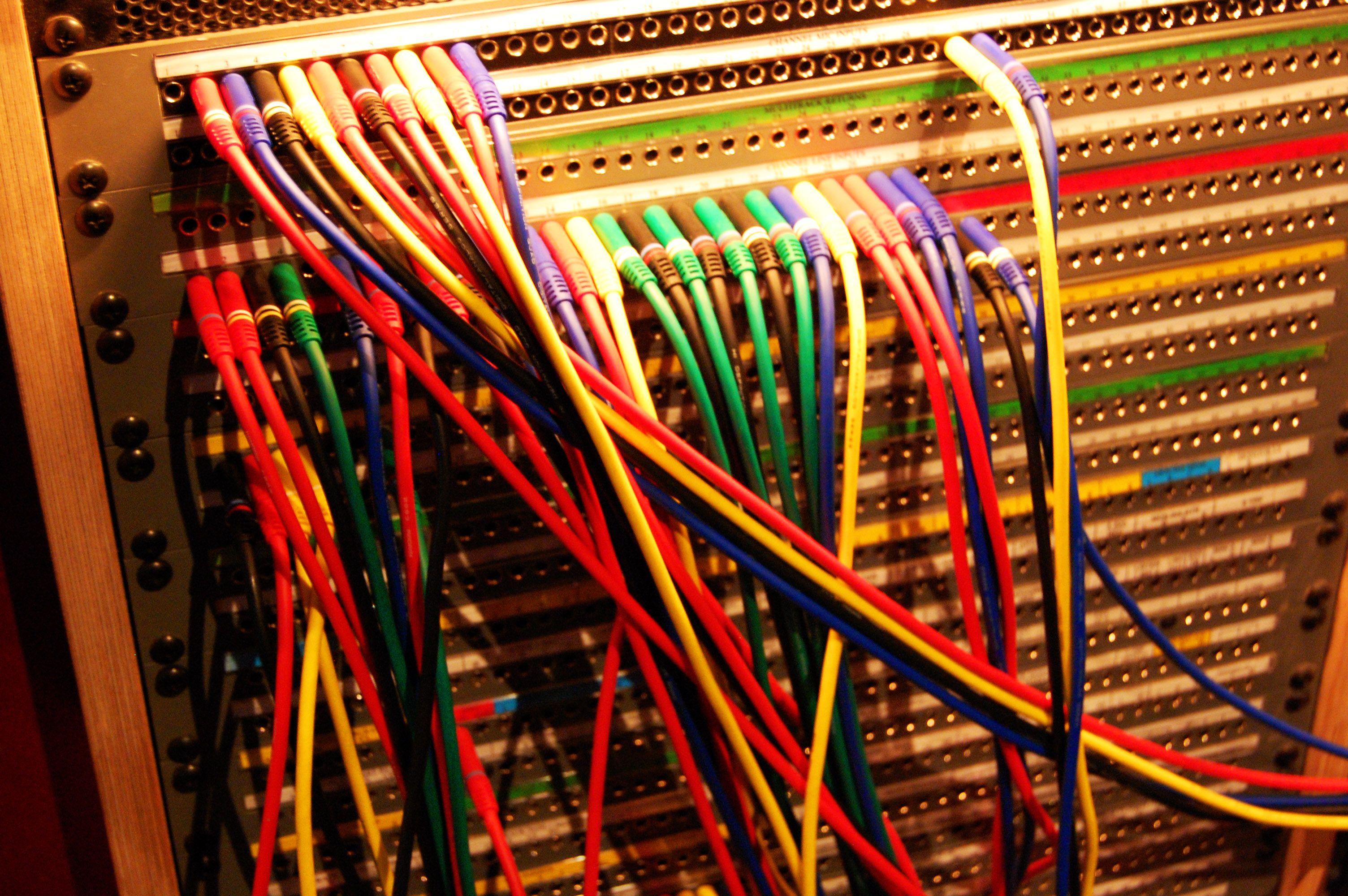 Resultado de imagem para patchbay