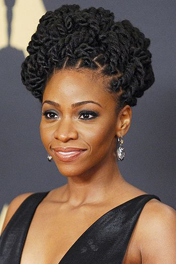 Admit It Teyonah Parris Had The Best Hair Of 2015 Essence Braided Hairstyles African Hairstyles Natural Hair Styles