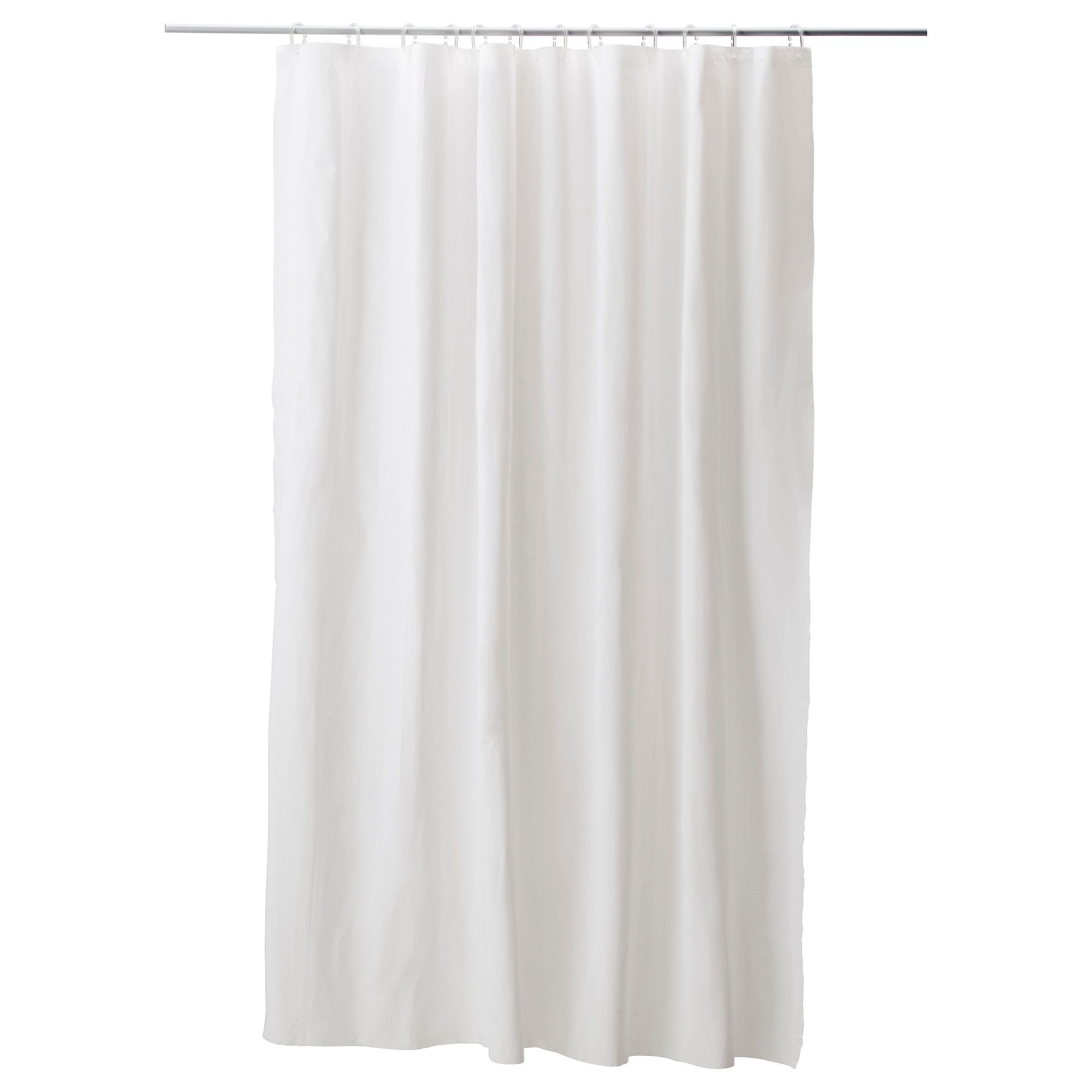 Eggegrund Shower Curtains Ikea With Images White Shower Curtain Bathroom Shower Curtains Curtains