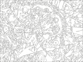 Free Paint By Number Patterns