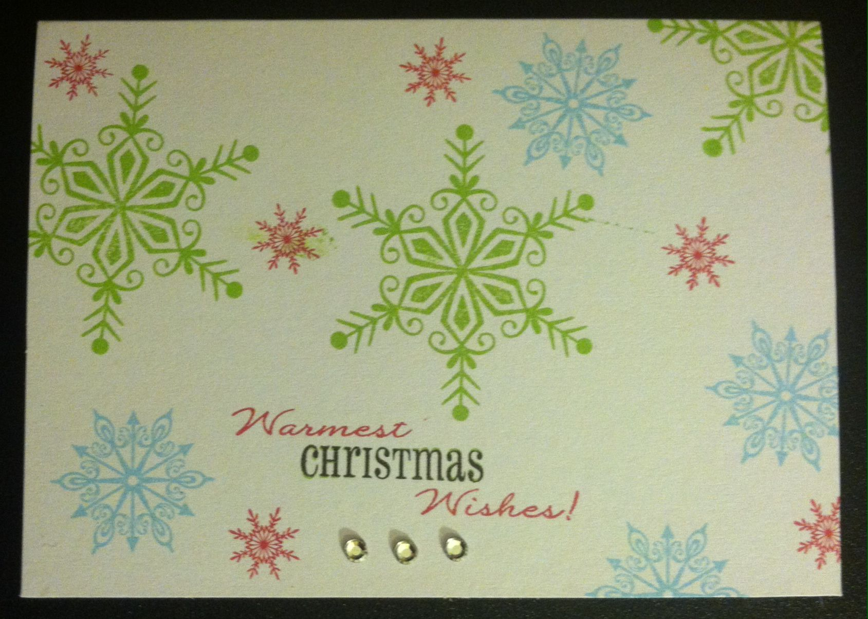 CTMH frosted exclusive card kit stamp and October SOTM 2012