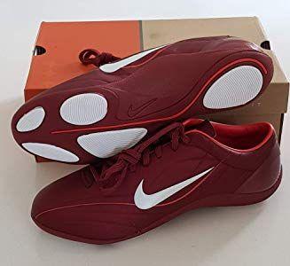 6db7f2510de3 Nike Talaria 365 Vapor Indoor Football Shoes Astro Turf Futsal Original  2003 Vintage Trainers Chile Red White Men s UK 7.5