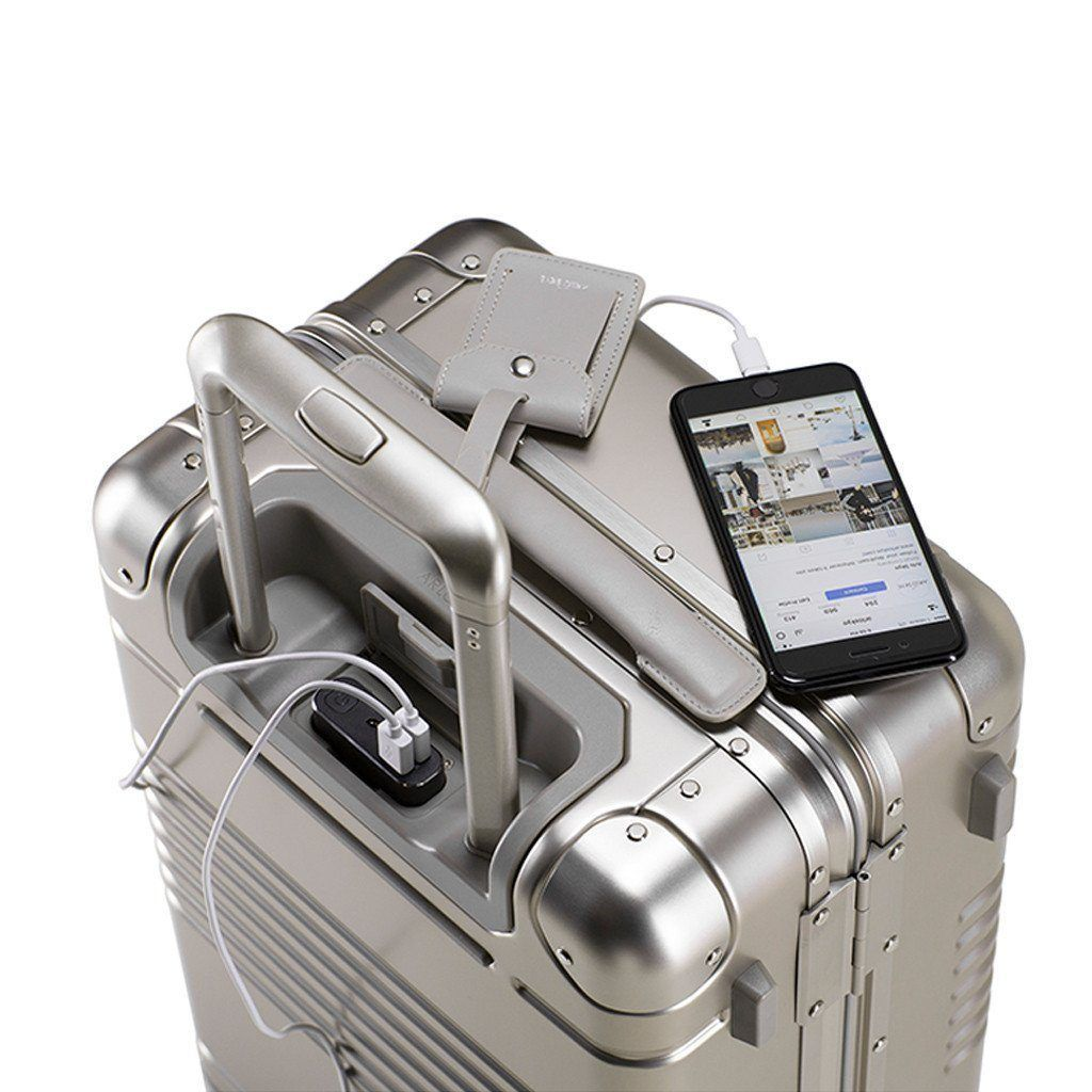 The Frame CarryOn Aluminum Edition Luggage, Carry on