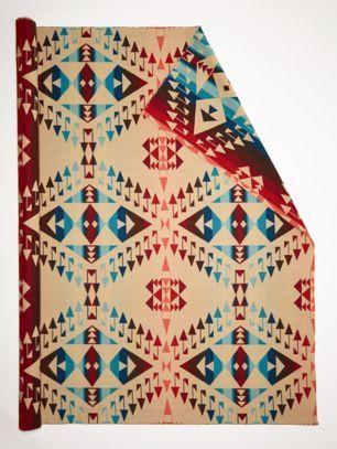 BIG THUNDER FABRIC Poncho fabric | Sewing Goals | Pendleton