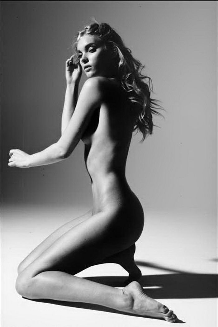 Elsa Hosk B A B E S Pinterest Desnudo Revistas Y Belleza