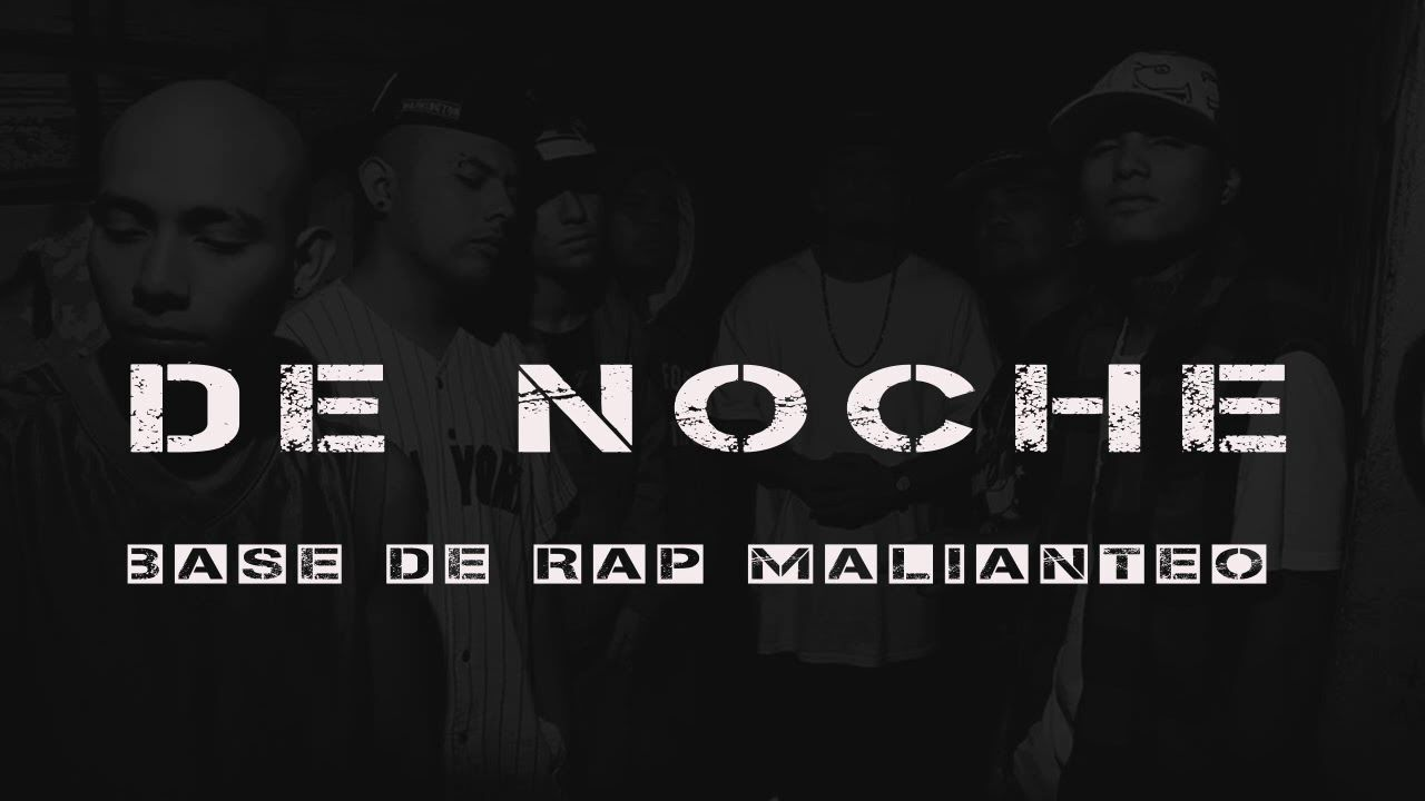 Bases Rap Uso Libre Base De Rap Malianteo
