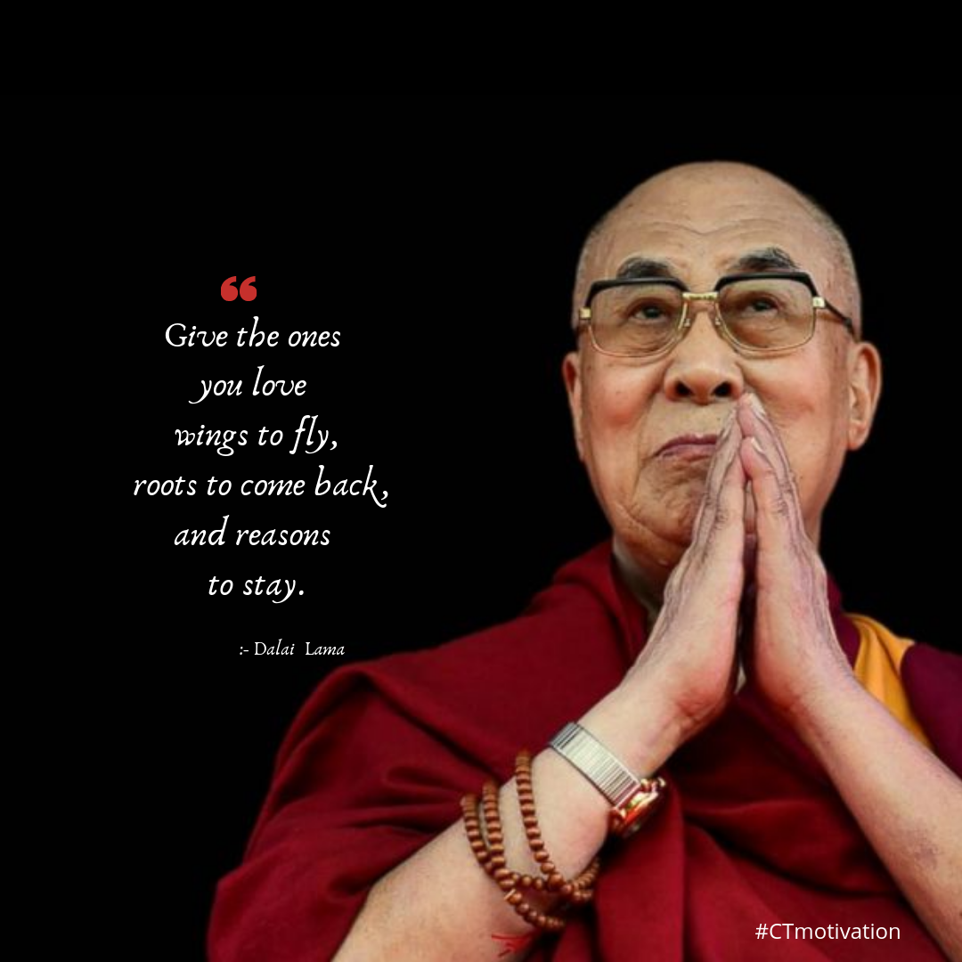 Dalai Lama Quote Life