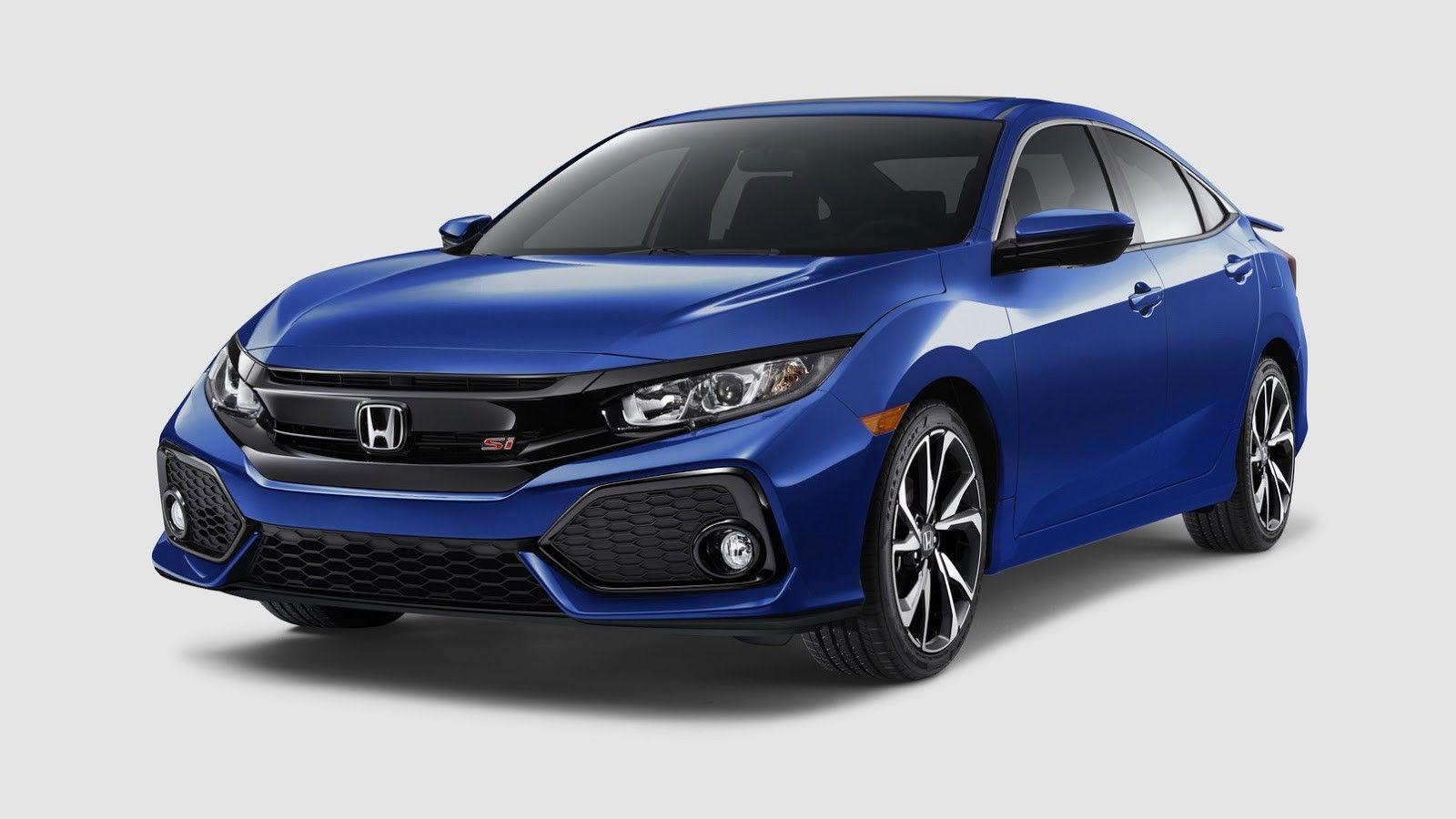 Foto de Honda Civic Si 2018 (2/11) Honda civic si, Honda