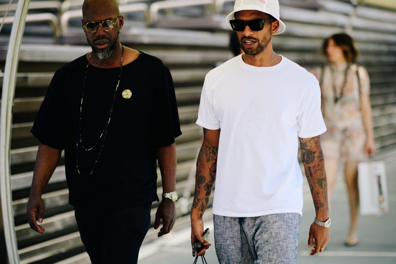 Marcus Paul Mayan Rajendran Pitti Uomo Street Style Italian Fashion Street Italian Men