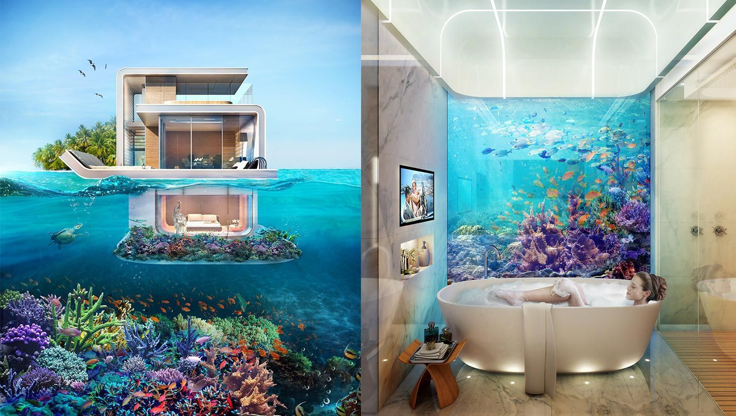 Image result for underwater rooms in hawaii tomorrow pinterest