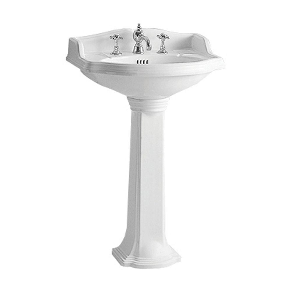 Pin On Pedestal Sink