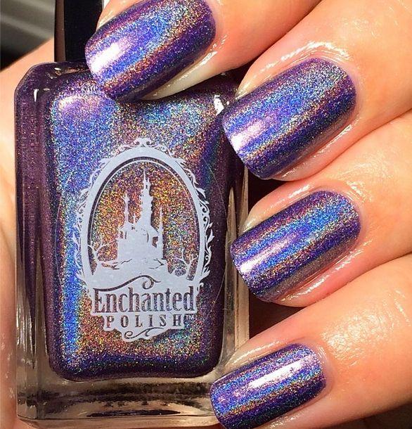 Natalie's Nails: Enchanted Keep Watch  Enchanted Polish Keep Watch