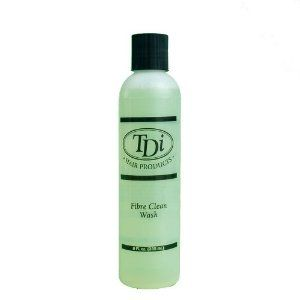 TDi Fibre Clean Wash 8oz by TDi. $7.50. Bottle Size: 8oz. Gentle to Fibre with thorough cleansing to remove odor, debris and retain sheen. Specially designed for hair systems, toupees and hairpieces.