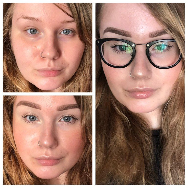 First post. An array of good eyeshadow days. CCW