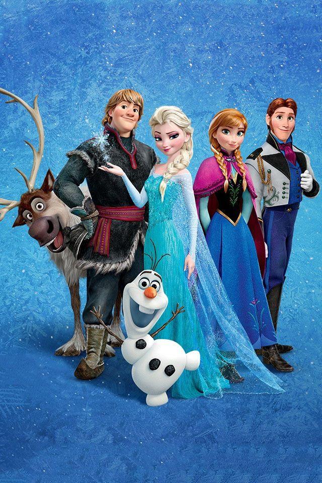 Frozen cast in a way I guess Frozen movie, Disney frozen