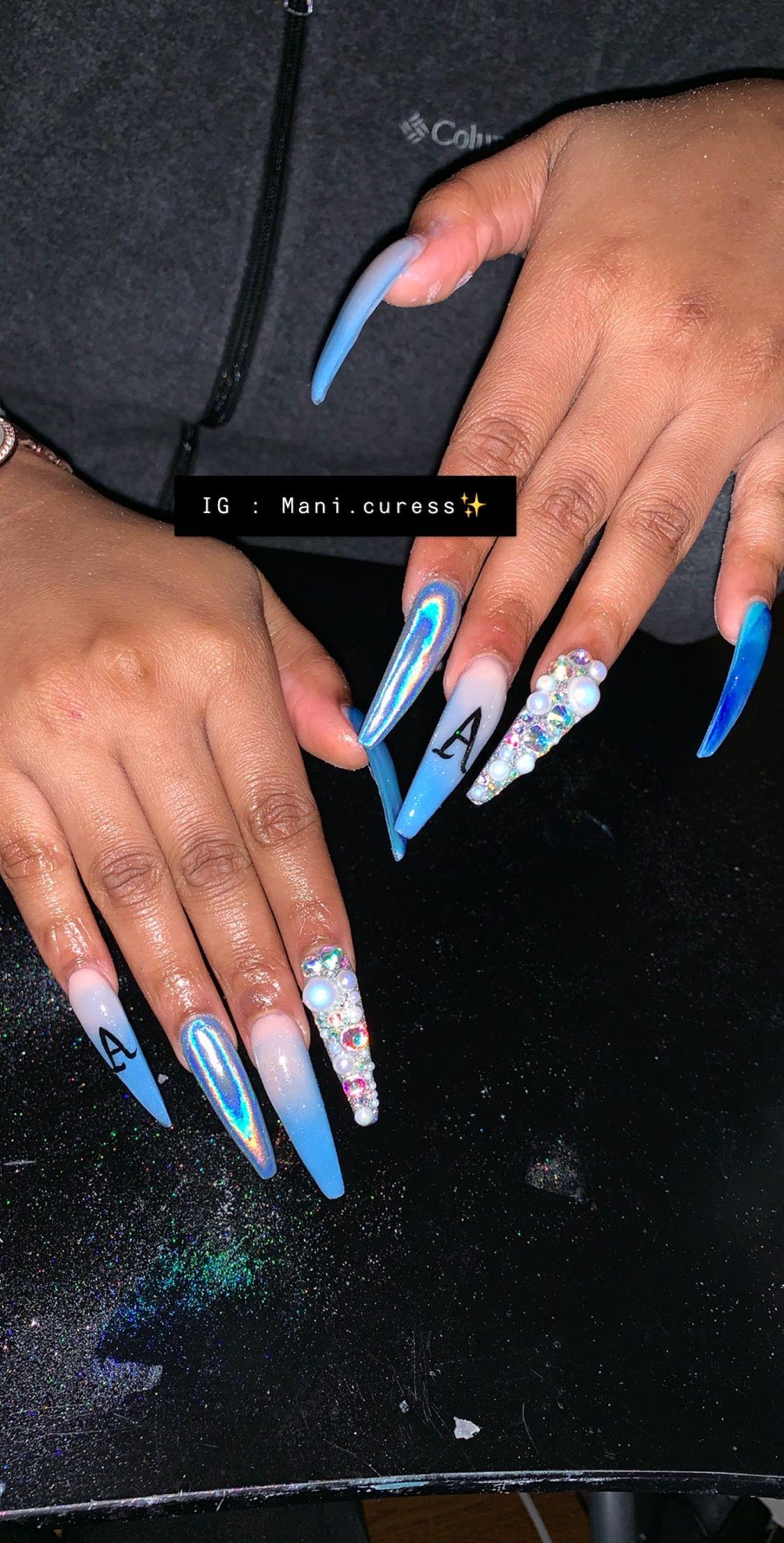 Pin On Nail Styles