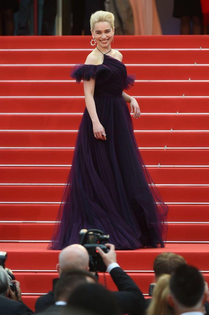 Best Emilia Clarke Cannes Film Festival 2018 In 2019 Cannes 400 x 300