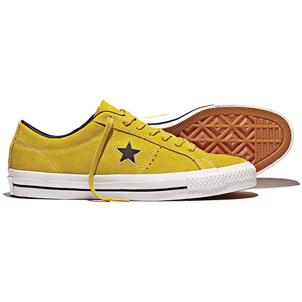 032523c6aa2e64 Converse CONS One Star Pro yellow bird black white - Shoes ...