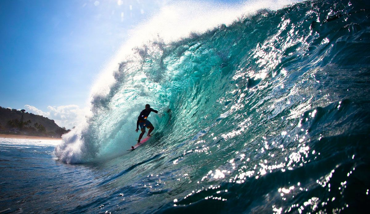 Picture Earning Your Stripes A Hawaiian Portfolio Surf