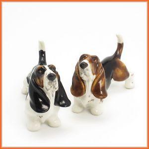 Http Stores Ebay Com Madamepomm Bluewitch Basset Hound Dog Lover Sp Shaker Figurine Statue Gifts Hound Dog