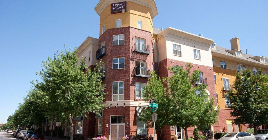 DENVER APTS Uptown Square ApartmentsDowntown Denver1