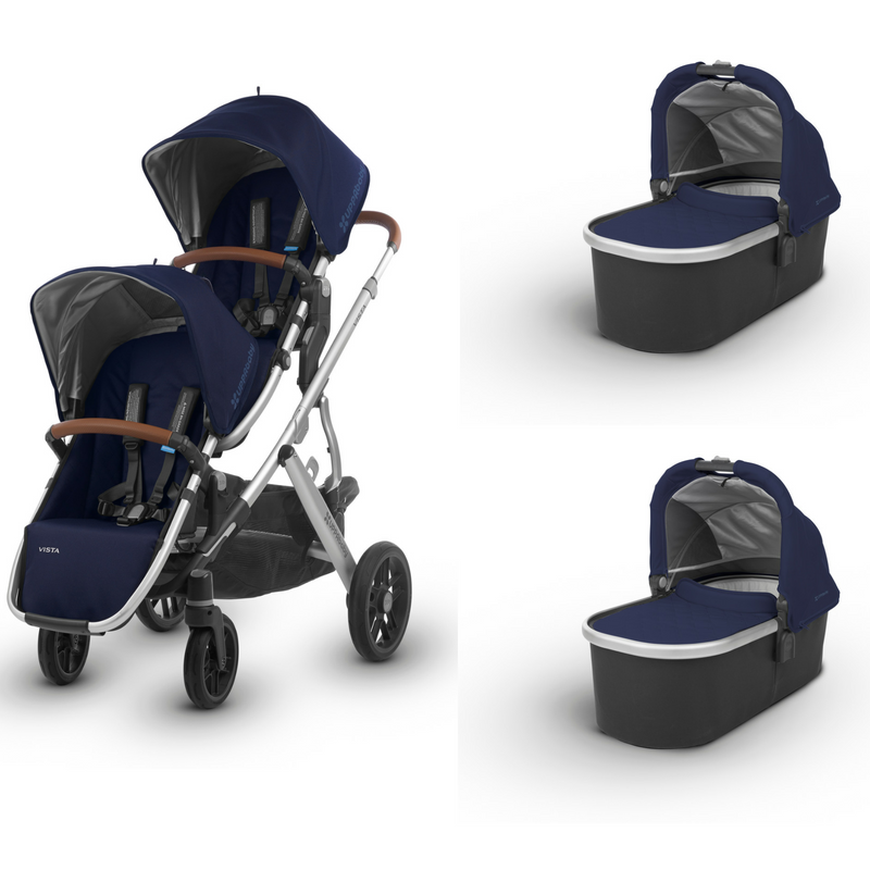 2020 UPPAbaby VISTA V2 Twin Stroller Twin strollers