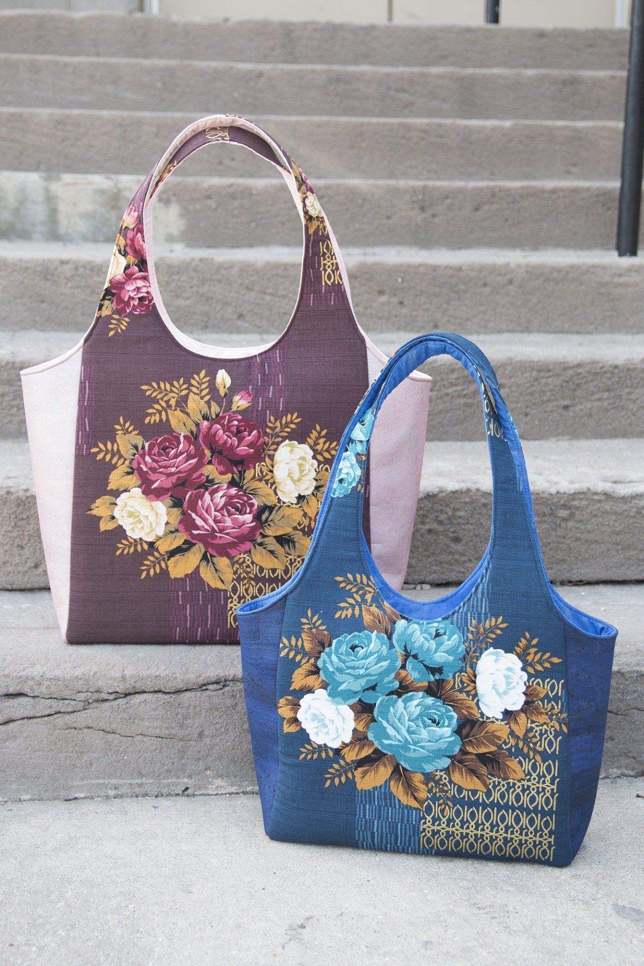 FREE Clydebank Tote Video+PDF Pattern – Sew Sweetness