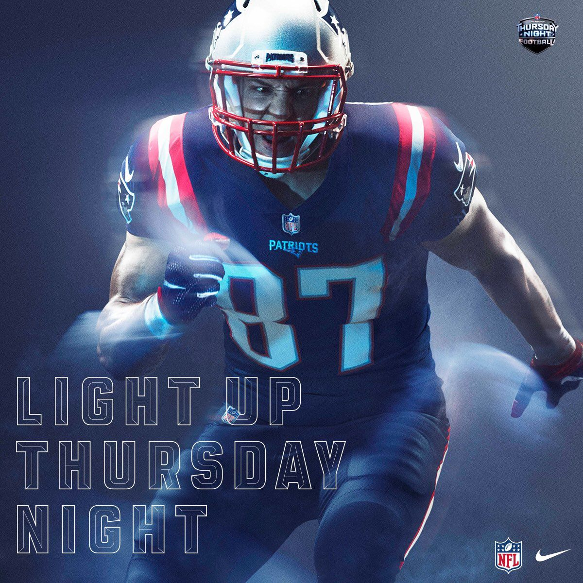 Power Ranking all 32 NFL Color Rush Uniforms 3. New England Patriots ... 8f5e6de1b