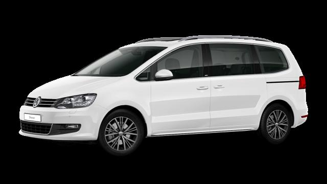 Nouveau Sharan Allstar Volkswagen