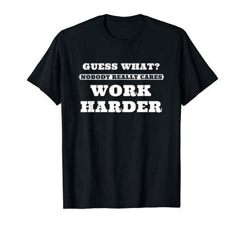 Nobody Really Cares Work Harder! #amazon #workharder #motivation #digdeep #grind