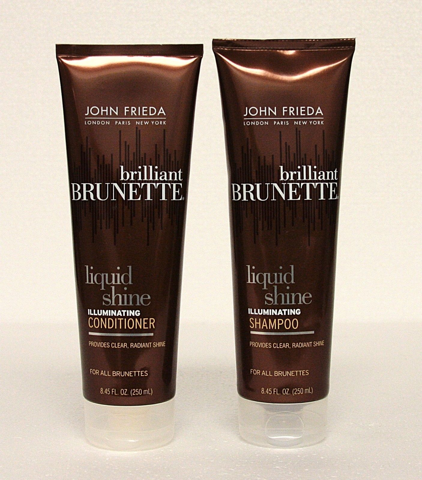 JOHN FRIEDA Brilliant Brunette Liquid Shine Shampoo u Conditioner